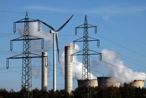 Germany's Green Drive Subdues 2013 Power Prices