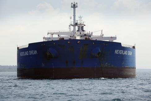 Biggest Ship Hedge Fund Turns Bullish on Supertankers