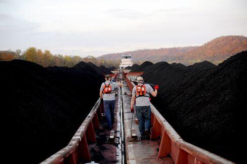 Obama Revamps $8 Billion Coal Program as Climate Plan Faces Fire