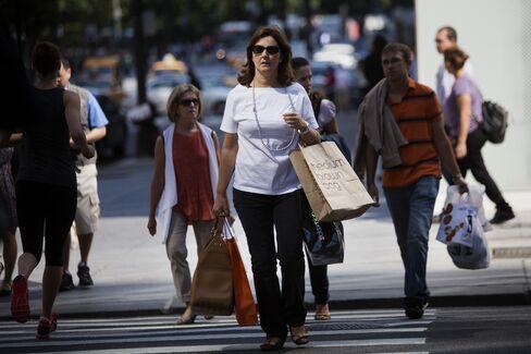Michigan Consumer Sentiment Index Increased to 82.6 in October
