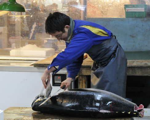 Sushi Purchases From Japan Canceled Amid Radiation Concerns