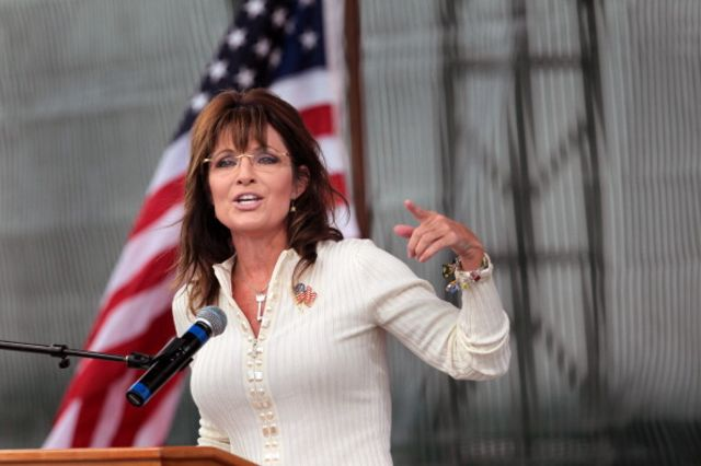 """In an op-ed for Breitbart.com, former Alaska Governor Sarah Palin said """"it's time to impeach."""""""