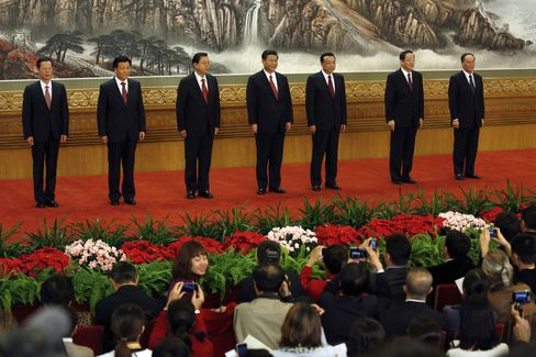 Xi Jinping Replaces Hu Jintao as China Communist Party Leader
