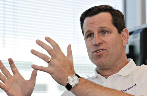Yahoo! Inc. Chief Financial Officer Tim Morse