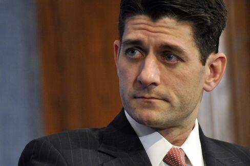 Chairman of the House Budget Committee Paul Ryan