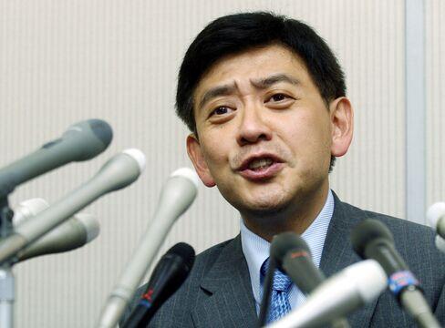 Yoshiaki Murakami in 2006.