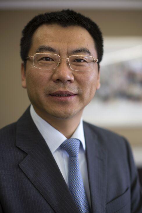China Minsheng Banking Corp. CEO for Hong Kong Lin Zhihong