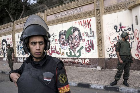 More Egypt Bloodshed Inevitable, Former Mideast Aide Says