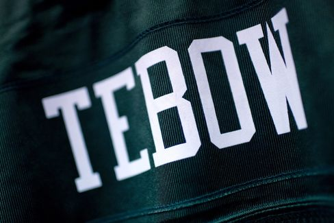Nike Wins Restraining Order Against Reebok Over Tebow Jersey