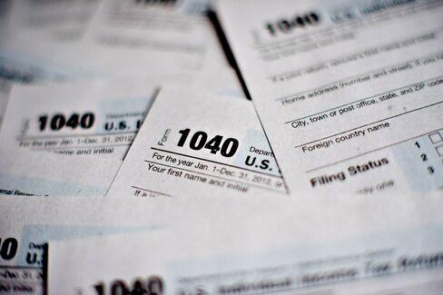 U.S. Income Tax Forms