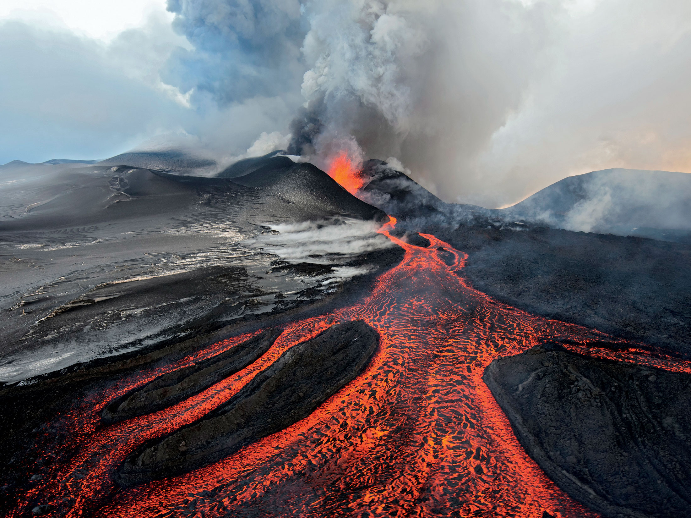 volcanic eruptions and global climate change essay