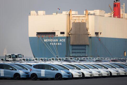 Honda Motor Cuts Profit Forecast After China, Japan Sales Drop