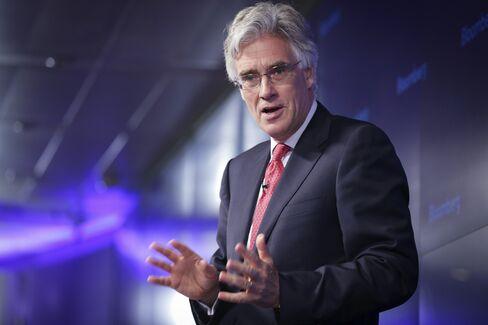 U.K. Financial Services Authority Chairman Adair Turner