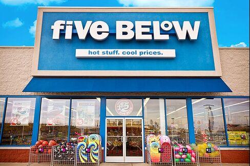 Five Below Soars on Teen Shopping Craze Post Zany Brainy