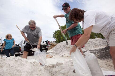 Florida Braces as Isaac Set to Strengthen Into Hurricane