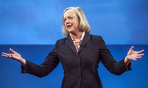 Whitman-Lynch Tension Was Open Soon After HP Bought Autonomy