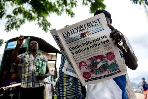 Ebola News in Nigeria