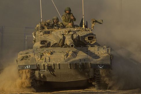 Israel Mobilizes 20,000 Troops for Possible Gaza Ground Invasion