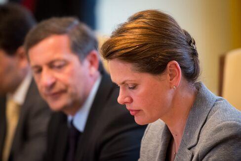 Prime Minister Alenka Bratusek