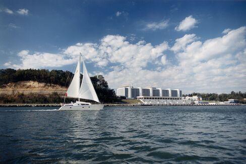 Calvert Cliffs Nuclear Plant