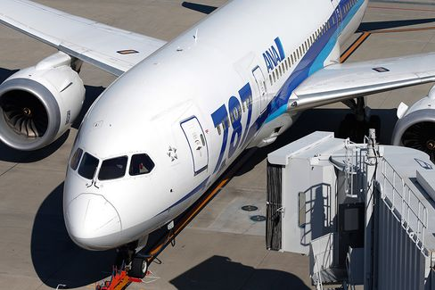 ANA Boosts 787 as $16.6 Billion Order Favors Boeing Over Airbus