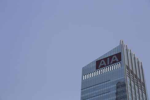 AIG Raises $6.45 Billion as AIA Shares Priced Near Mid-Range