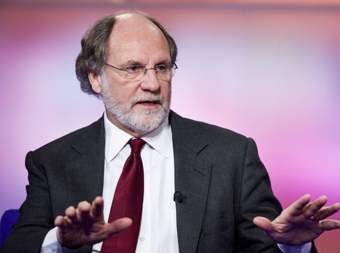 Former MF Global Holdings CEO Jon Corzine