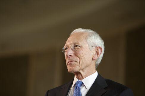 Bank of Israel Governor Stanley Fischer