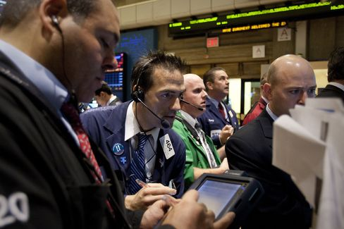 U.S. Stocks Advance, Italian Vote Eases Concern About Crisis