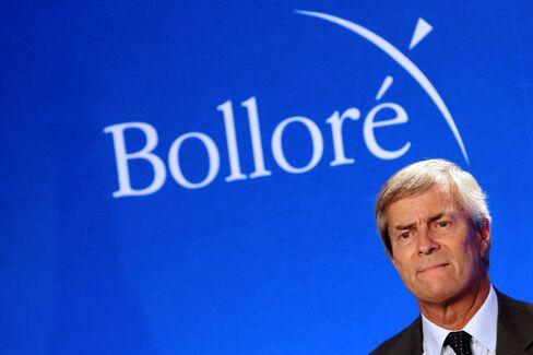 Vincent Bolore