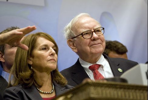 Buffett Broadens Portfolio by Spending $23.9 Billion