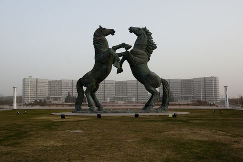 China Slowdown Sends Ordos to Bust as Li Grapples With Credit