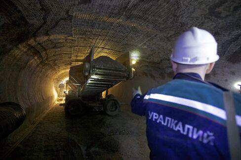 Potash's $20 Billion Market Transformed by Uralkali