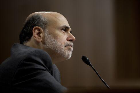 U.S. Federal Reserve Chairman Bernanke
