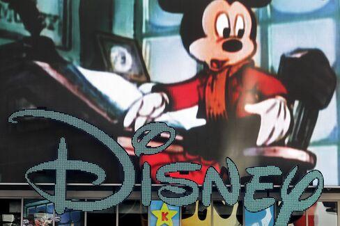Disney's Profit Rises 24% as 'Avengers' Sparks Studio Turnaround