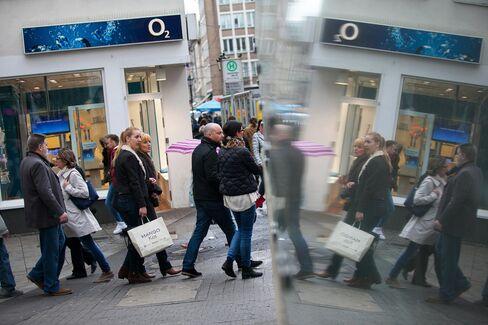 Telefonica, Drillisch Reach Network Deal to Ease German Merger