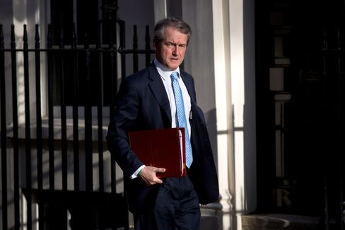 Former U.K. Environment Department Head Owen Paterson