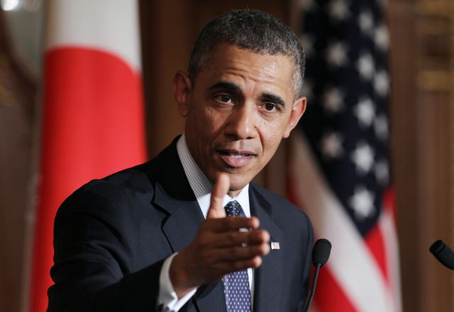 Several recent polls show that Americans increasingly disapprove of President Barack Obama's handling of foreign policy, but not of his specific policies.