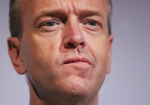 Magnus Bocker, CEO of the Singapore Exchange Ltd.