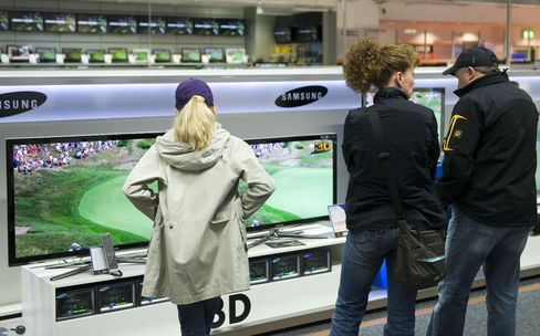 Samsung Expects to Meet TV Sales Target