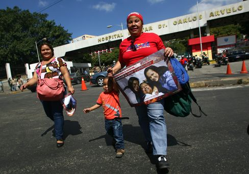 Chavez Health Condition 'Hasn't Been Favorable,' Minister Says