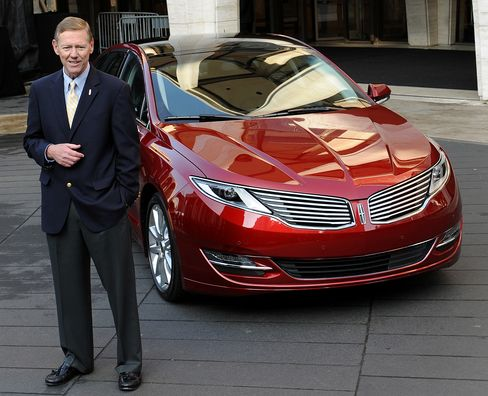 Ford's Lincoln Luxury Sales Sputter Even After Super Bowl Ads