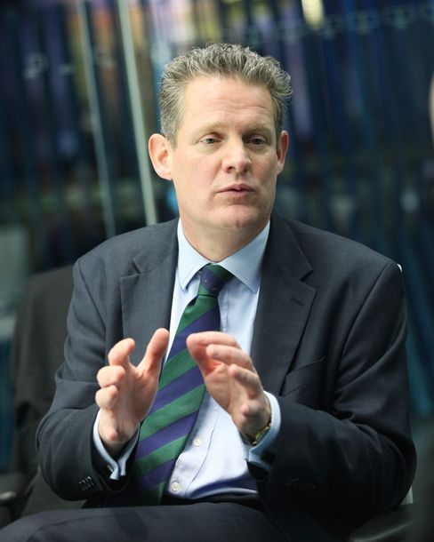 Bank of England Chief Economist Spencer Dale