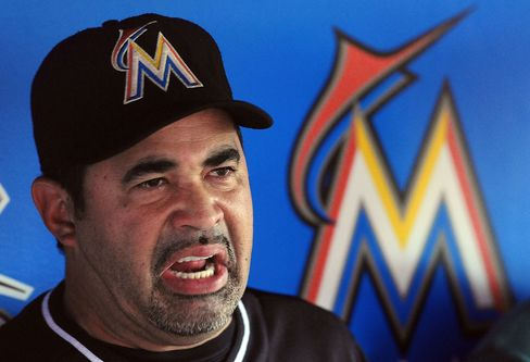 Marlins Fire Guillen as Manager After Finishing 29 Games Back