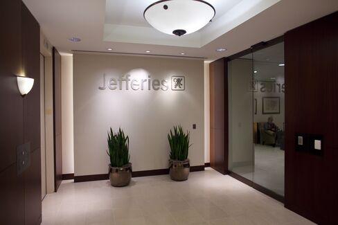 Jefferies Profit Beats Analysts' Estimates on Record Revenue