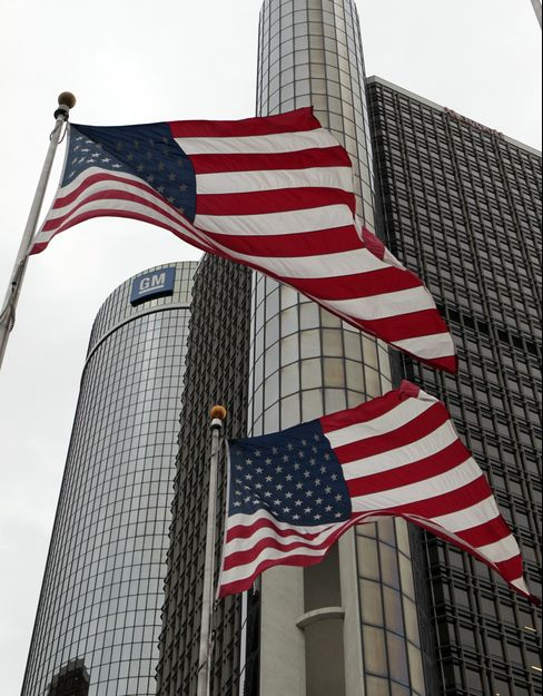 GM Gets Better Rating From S&P Than Ford on Cash Flow