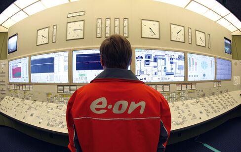 E.ON Says Full-Year Profit Fell 4.3%