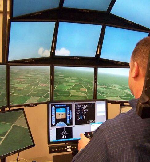 Realistic Flight Simulators Seen as Solution to Air France Crash