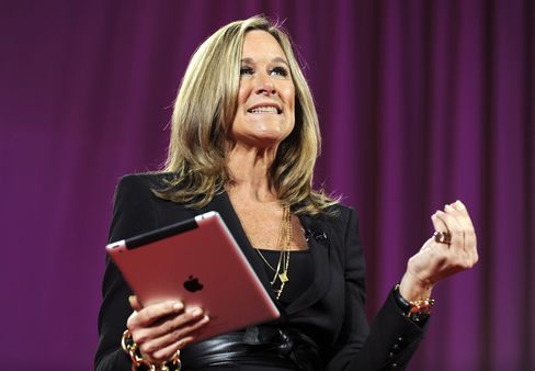 Apple retail chief Angela Ahrendts