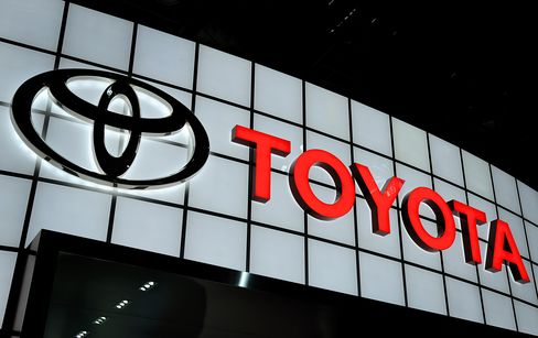 Toyota Boosts U.S. Auto Sales Forecast